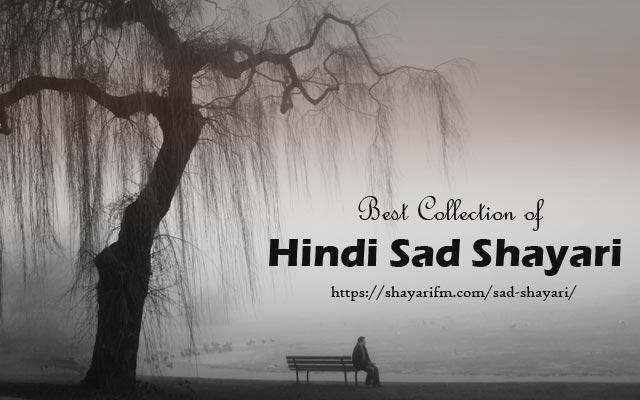 Read Sad Shayari in Hindi image